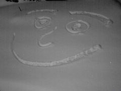 Улыбка на снегу